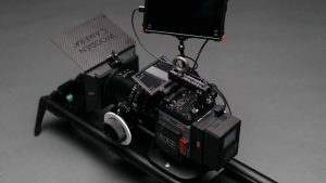 kambeckfilm Red Camera auf Shouldermount