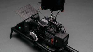kambeckfilm Red Camera auf Shouldermount