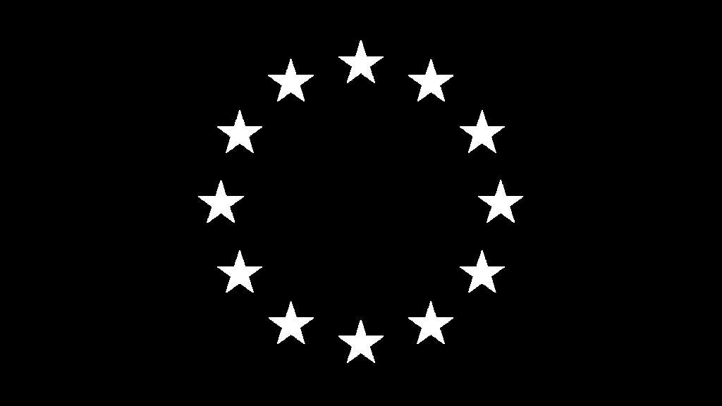 EU_Sterne Logo Grafik